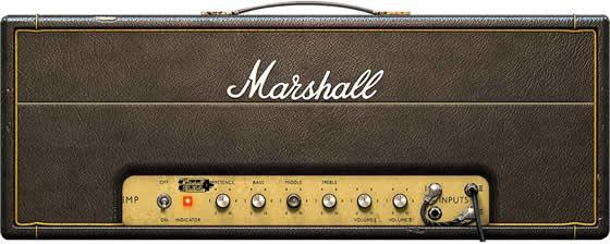 Angus Young Marshall Plexi 1959