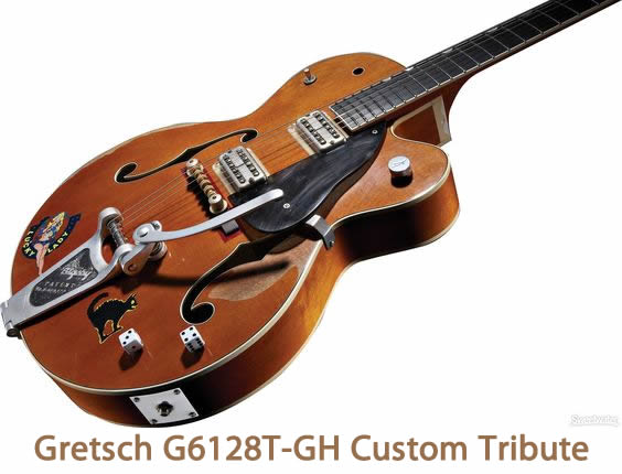 Gretsch G6128T-GH Custom Tribute
