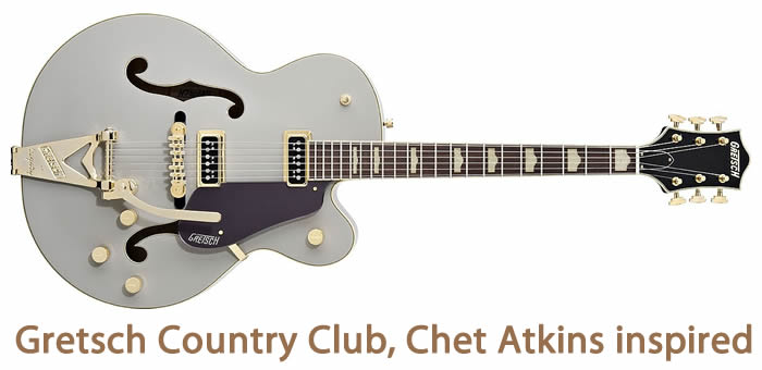 gretsch country club