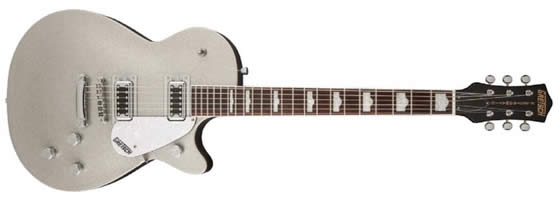 guitarra electrica Gretsch g5439t ELECTROMATIC Pro Jet Plateada Silver