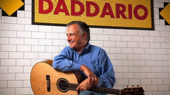 jim d'addario ceo de d'addario strings