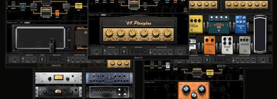 app para tocar la guitarra bias fx