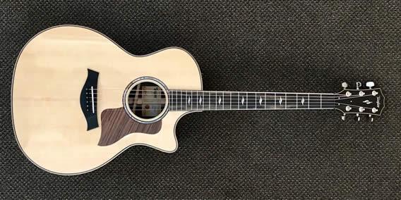 guitarra taylor 312 ce