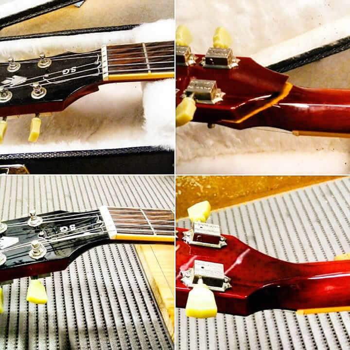 herrera guitars reparacion en barcelona