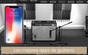 Mejores apps de guitarra