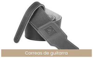 Correas de guitarra
