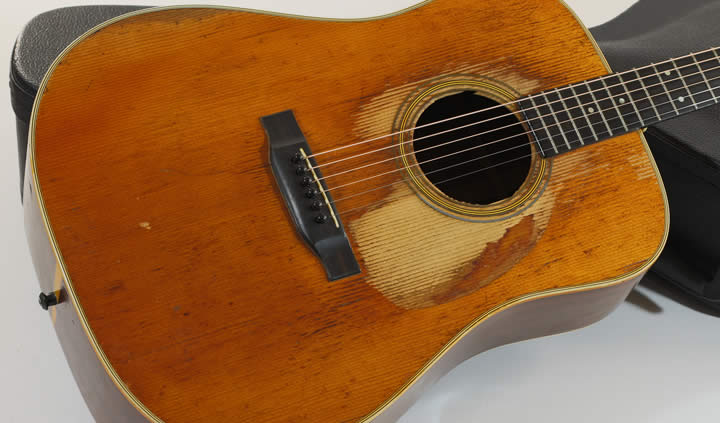 guitarra martin d28 vintage