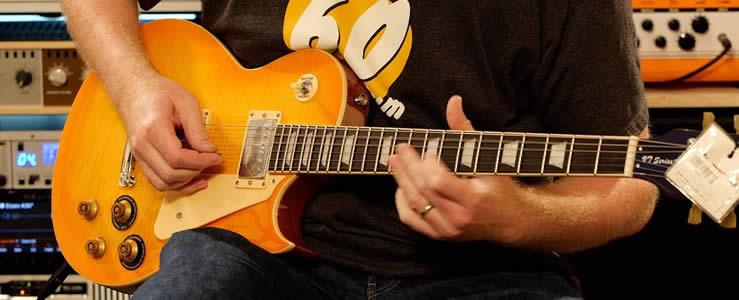 guitarra eléctrica harley benton SC-450Plus LD Vintage Series