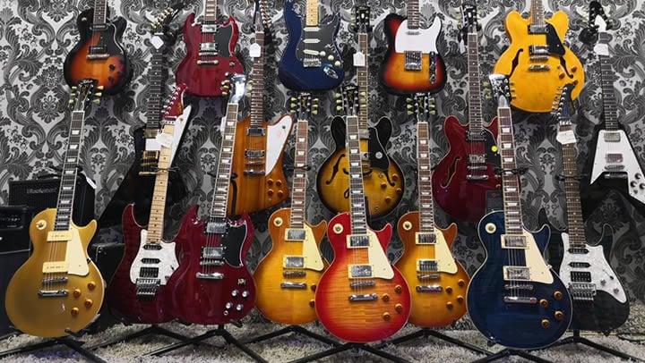 leturiaga tienda de guitarras