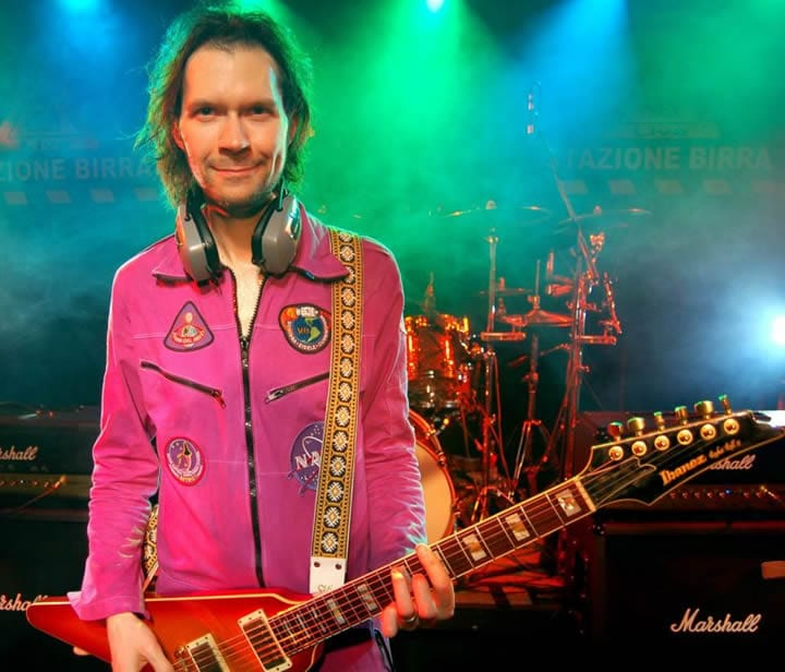 paul gilbert racer x