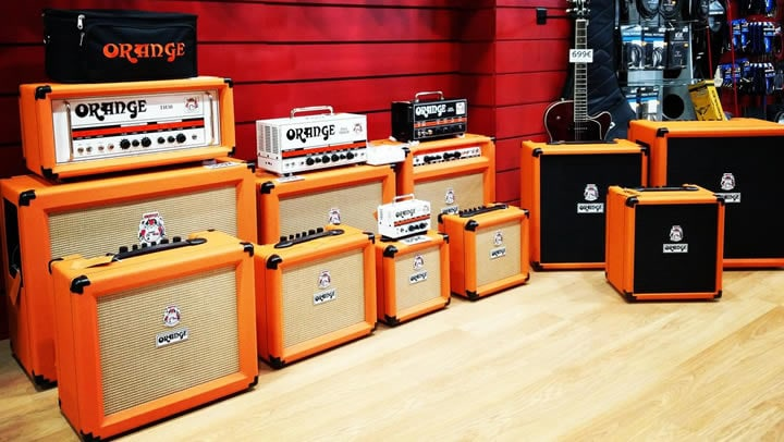 stringsfield orange amps