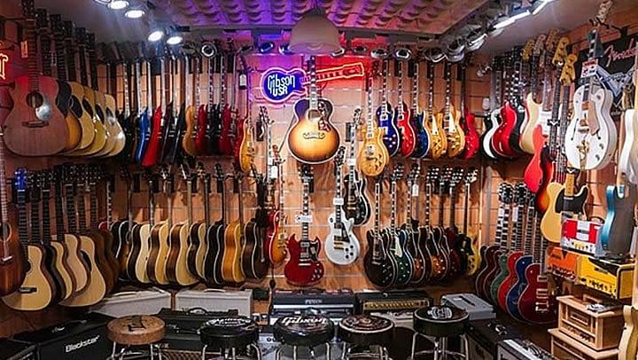 tubesound tienda de guitarras